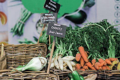 Ripe Market, Carrots, Price, Shop, Outdoor, Market