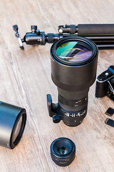 Zoom Lens, 600mm, Telephoto Lens, Photographer