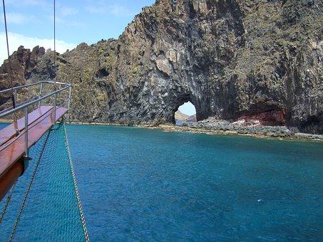 Holiday, Sea, Sun, Water, Summer, Madeira, Sailing Tour
