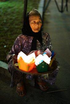 Vietnam, Hoian, Lights, South East Asia