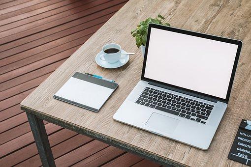Laptop, Notebook, Work, Keyboard, Independent, Computer