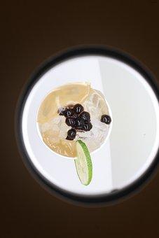 Cold Drink, Beverages, Love Jade, Pearl