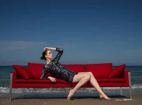 Model, Women's, Exposure, Fashion Shoot, Fashion