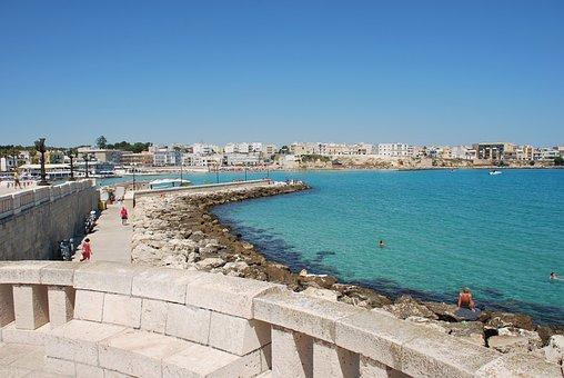 Otranto, Salento, Adriatic Sea, In Salento, Italy