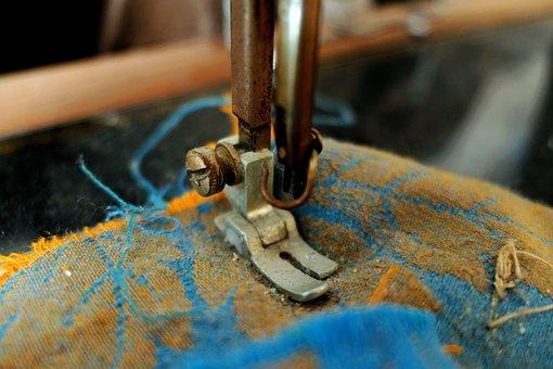 Sewing Machine, Old Sewing Machine, Historically, Sew