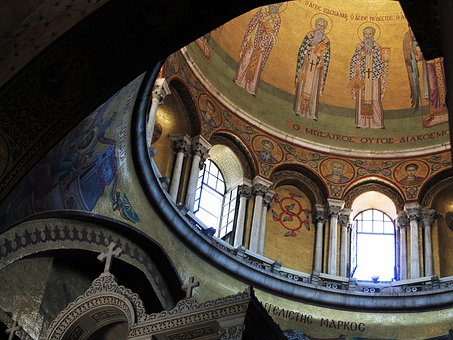 Religion, Christianity, Church Of The Holy Sepulchre