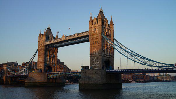 Tower Bridge, London, River