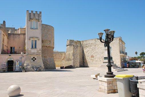 Salento, Otranto, Italy, Puglia, Historical Centre