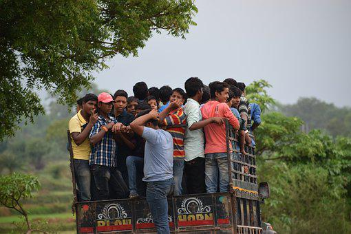 Passengers, Odisha, Travel, Safety, Overloaded, Unsafe
