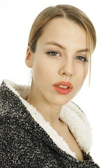 Woman, Model, Young Model, Fashion, Beautiful, Portrait