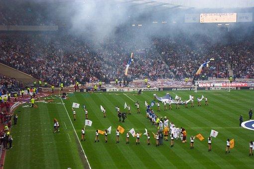Hampden, Motherwell, 2005, Cup Final, Football