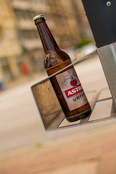 Bottle, Alster, Hamburg, Beer, Benefit From