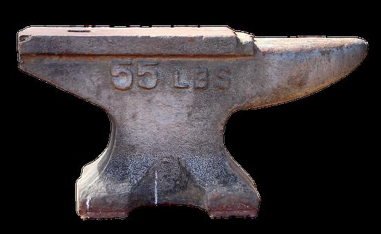 Anvil, Eisenwerk, Blacksmith, Forge, Tool, Stainless