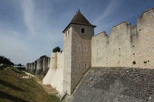 Provins, Europe, France, Architecture, Medieval