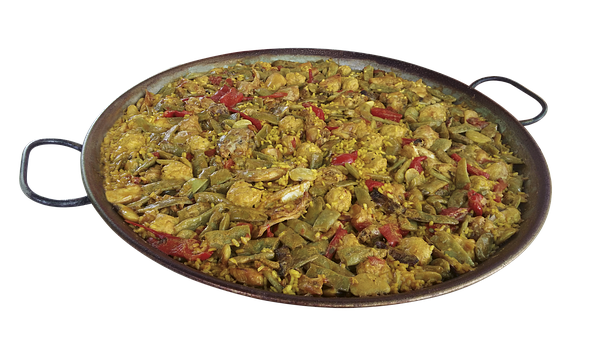 Paella, Power, Mediterranean Cuisine, Food