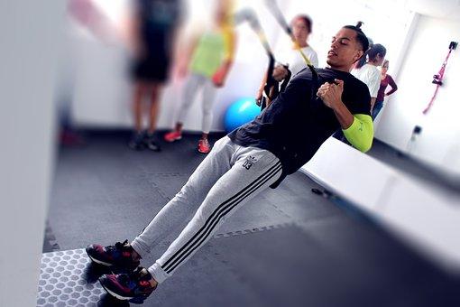 Training, Routine, Fitness, Sport, Team