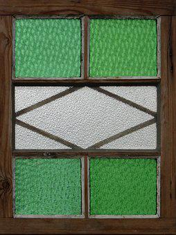 Window, Stained Glass, Stained Glass Window, Old Window