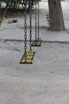 Swing, Empty, Park