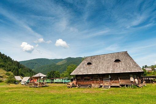Kolochava, Zakarpattya, Open Air Museum, Ukraine