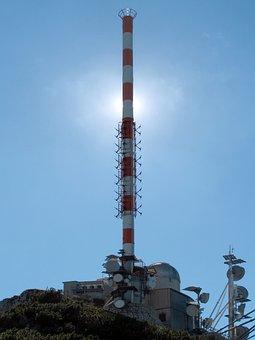 Wendelstein, Send System, Weather Station, Back Light