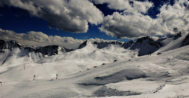 Commercial Vehicles, Snow Groomers, Zugspitze, Snow