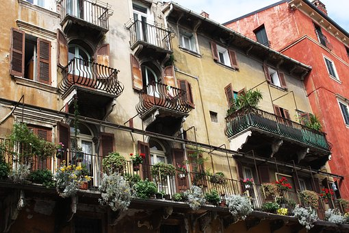 Verona, City, Italy, Tourism, Colors, Vista, Cityscape