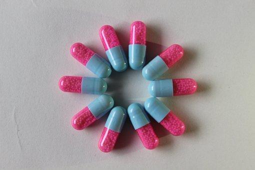 Medicine, Pills, Bless You, Drugs