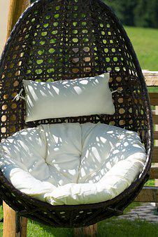 Hanging Chair, Sit, Relax, Furniture Pieces, Rest