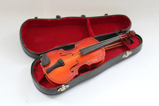 Violin, Instrument, Classic, Musical Instruments