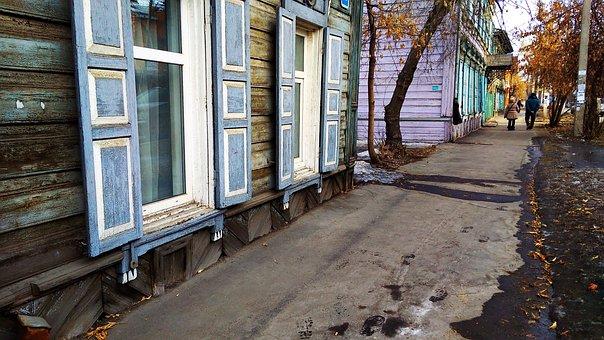 Comes, Like, Houses, Irkutsk