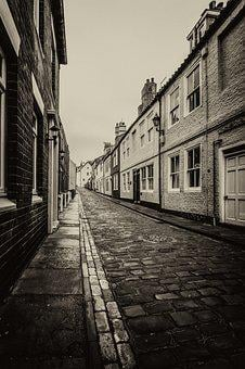 Whitby, Kippers, Cobbles, Old, Heritage, Fish, Smoked