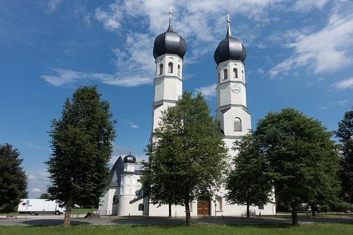 Church, Pilgrimage Church, Avenue, House Of Worship