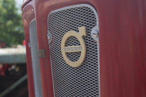 Volvo, Finland, Tractor, Classic