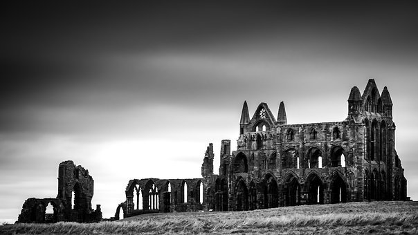 Whitby Abbey, Goth, Gothic, 199 Steps, Whitby