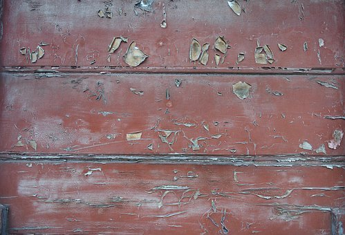 Wood-fibre Boards, Old, Background, Texture, Timber