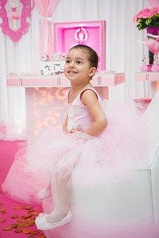 Disney, Ballet Dancer, Child