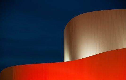 Düsseldorf, Architecture, Building, Facade
