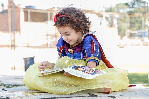 Disney, Snow White, Child