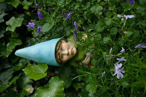 Garden Gnome, Funny, Angela Merkel