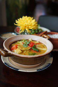 Curry, Vietnam, Flower, Leak, Hoian, Hanoi