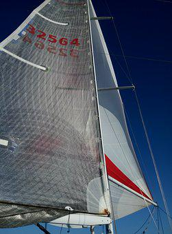 Sailing, Racing, Regatta, J-105, 105, J105, Water, Race