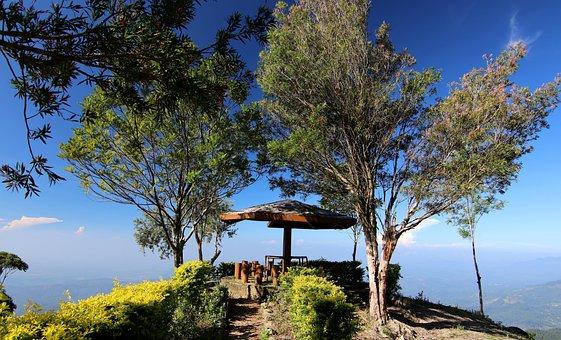 Sri Lanka, Landscape, Pavilion, Nature, Holiday