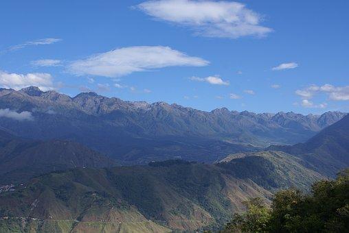 Mérida, Venezuela, Cordillera, Los Andes, Montaña