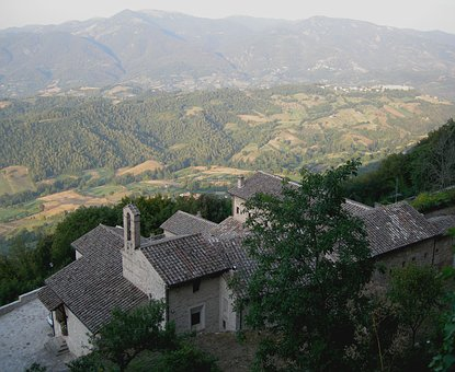 Hermitage, Narni, Speco