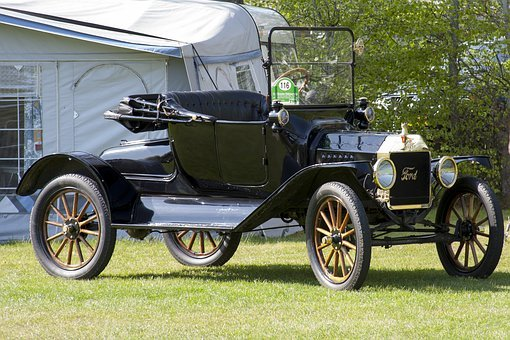 Oldtimer, Ford, Auto, Model-t, Automotive, Classic