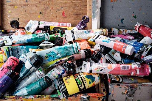 Color, Paint, Painter, Colorful, Color Patterns