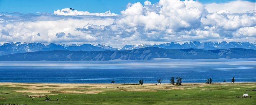 Panoramic Landscape, Fax Lake