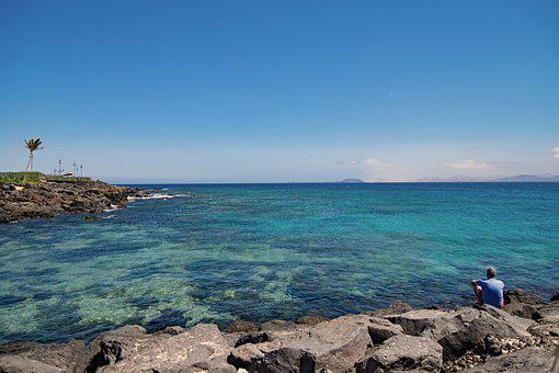 Playa Blanca, Lanzarote, Canary Islands, Spain, Africa