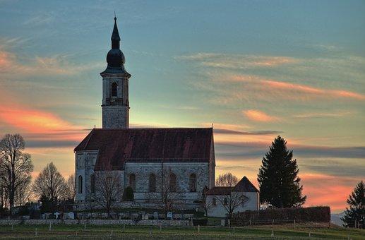 Bruck, Alxing, Upper Bavaria, The District Of Ebersberg