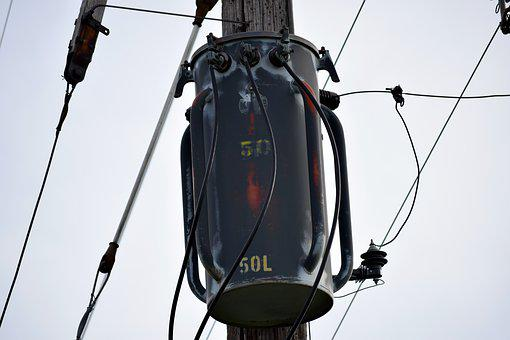 Electricity, Transformer, Power, Electric, Energy
